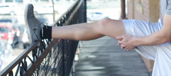 簡単にできるストレッチで膝痛を解決