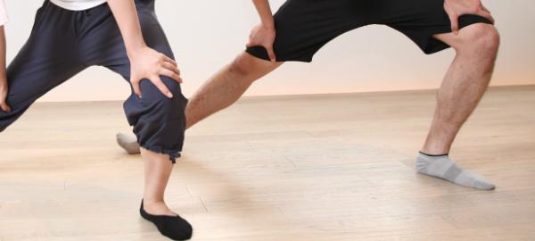 筋トレで膝痛予防